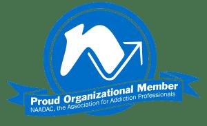 NAADAC OrgMember logoPMS300 CLEAR